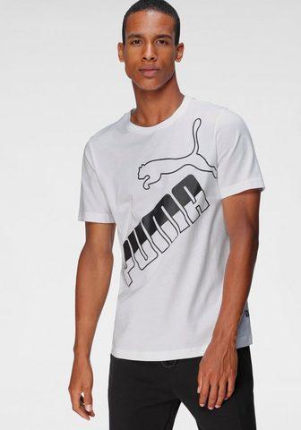 PUMA Marškinėliai »Big Logo Tee«