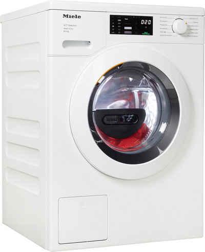 Miele Waschtrockner WTD163 WCS, 8 kg, 5 kg, 1500 U/min, unterbaufähig
