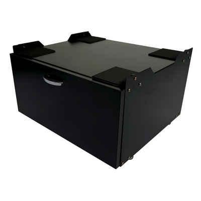 MCW Waschmaschinenumbauschrank »MCW-E50-f« Höhenverstellbare Füße, Mit Wandhalterung, Mit Anti-Rutschpads für die Waschmaschine