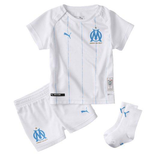 PUMA Trainingsshirt »Olympique de Marseille Babies Heim Mini Set«