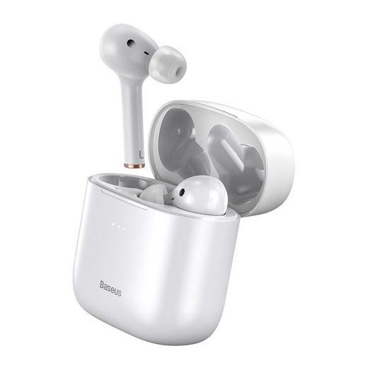Baseus »Baseus TWS Encok W06 IP65 Wasserdicht Kabellose Kopfhörer Headset Wireless Bluetooth 5.0 Ohrhörer« wireless In-Ear-Kopfhörer