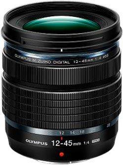 Objektive - Olympus »M.Zuiko Digital ED 12‑45mm F4 PRO« Zoomobjektiv, (inkl. Gegenlichtblende)  - Onlineshop OTTO