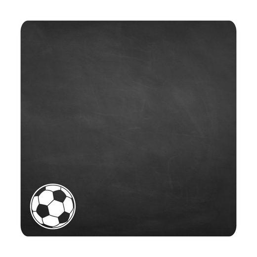 nikima Wandtattoo »Fussball«, selbstklebende Tafelfolie/ Kreidefolie inkl. 3 Stück Kreide