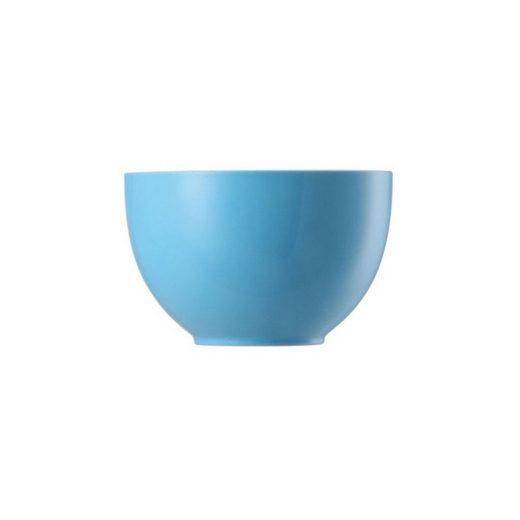 Thomas Porzellan Müslischüssel »Sunny Day Waterblue Müslischale 12 cm«, Porzellan, (1-tlg)