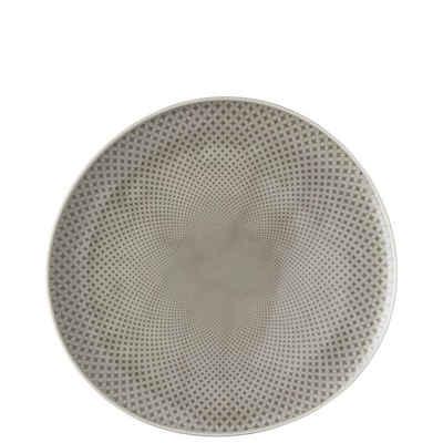 Rosenthal Speiseteller »Junto Pearl Grey Speiseteller 27 cm«, (1 Stück)