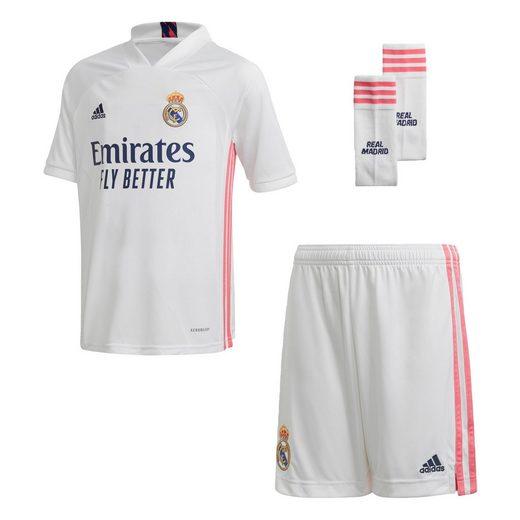 adidas Performance Trainingsanzug »Real Madrid 20/21 Junior-Heimausrüstung«