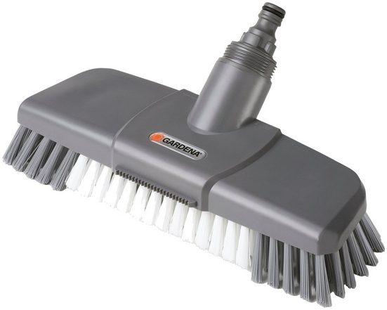Reinigungsbürste »Cleansystem-Komfort-Schrubber, 5568-20«, GARDENA, direkt an Original GARDENA System anschließbar
