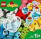 LEGO® Konstruktionsspielsteine »Mein erster Bauspaß (10909), LEGO® DUPLO®«, (80 St), Made in Europe, Bild 7