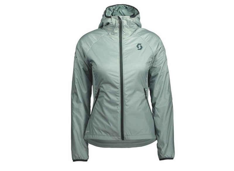 Scott Leichtdaunenjacke »Scott Damen Lightweight Jacke Explorair Ascent Polar grün«