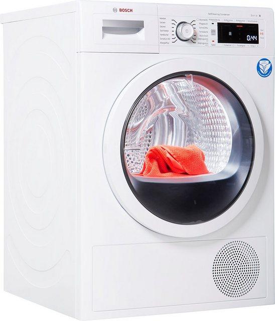 BOSCH Wärmepumpentrockner WTW87541| 9 kg | Bad > Waschmaschinen und Trockner > Wärmepumpentrockner | Bosch