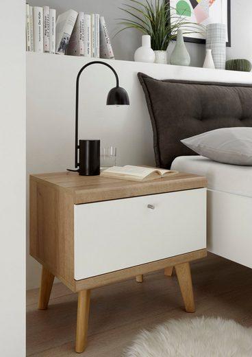 andas Nachtschrank »MERLE« in skandinavischem Design