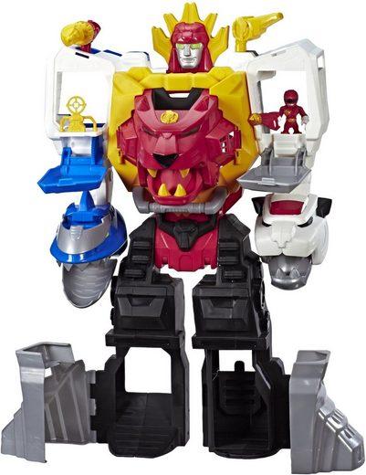 Hasbro Actionfigur »Playskool Heroes Power Rangers - Megazord«, mit Licht und Sound