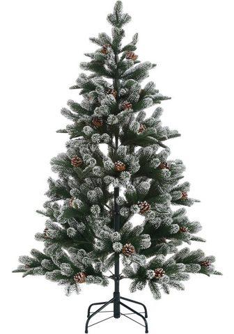 Künstlicher Weihnachtsbaum »Snow on Gr...