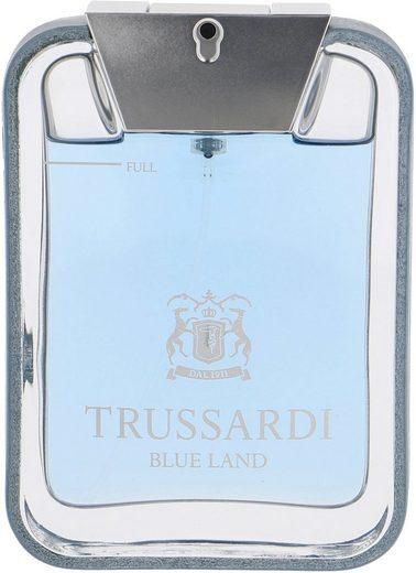 Trussardi Eau de Toilette »Blue Land«