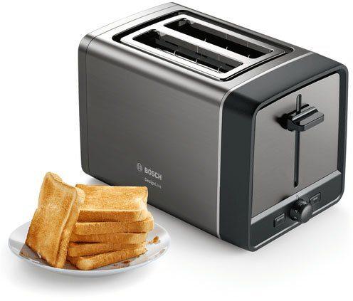 BOSCH Toaster TAT5P425 DesignLine, 970 W