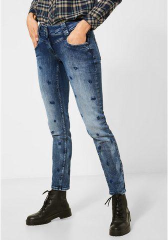 Cecil Laisvo stiliaus džinsai 5-Pockets Styl...