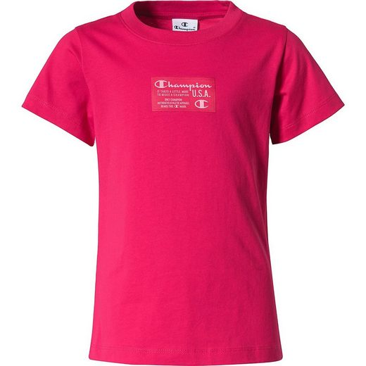 Champion T-Shirt »T-Shirt für Mädchen«