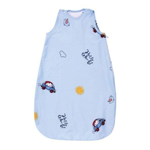 Lorelli Babyschlafsack »Baby Sommerschlafsack« (1 tlg), Summer, 100% Baumwolle, Länge 80 cm, Breite 42 cm