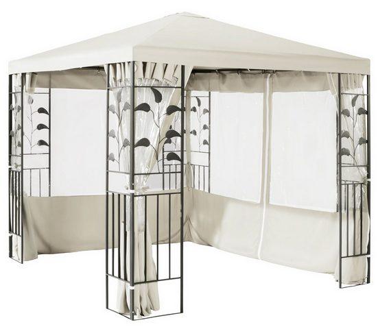 KONIFERA Seitenteile für Pavillon »Modern«,»Tulpe«, »Blätter«, für 3x3 m