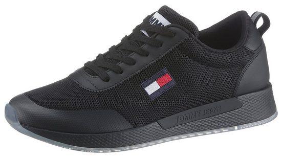 TOMMY JEANS »TOMMY JEANS FLEXI RUNNER« Sneaker mit weichem Schaftrand