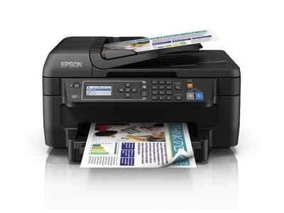 Epson Epson WorkForce WF-2750DWF Tintenstrahldrucker, (WLAN, automatischer Duplexdruck)