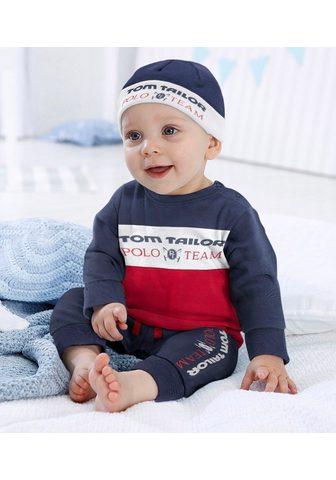 TOM TAILOR Polo Team Neugeborenen-Geschenkset (Set 4-tlg) i...