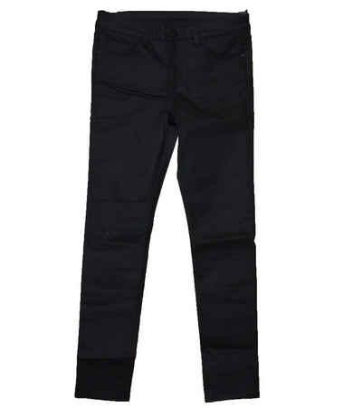 Diesel Regular-fit-Jeans »DIESEL Coated-Skinny Jeans modische Damen Freizeit-Hose mit Gürtelschlaufen 5-Pocket-Jeans Schwarz«