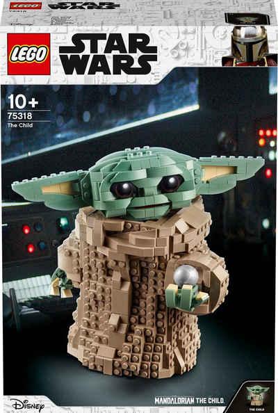 LEGO® Konstruktionsspielsteine »Das Kind (75318), LEGO® Star Wars™«, (1073 St), Made in Europe