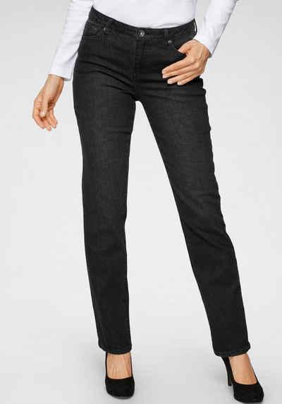 H.I.S Comfort-fit-Jeans »COLETTA NEW HIGH RISE« Nachhaltige, wassersparende Produktion durch OZON WASH - NEUE KOLLEKTION
