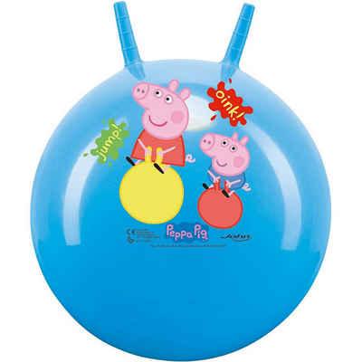 JOHN Hüpfspielzeug »Hüpfball Peppa Pig«