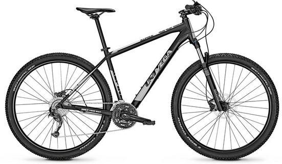Univega Mountainbike »ALPINA 5.0«, 27 Gang Shimano Alivio Schaltwerk, Kettenschaltung