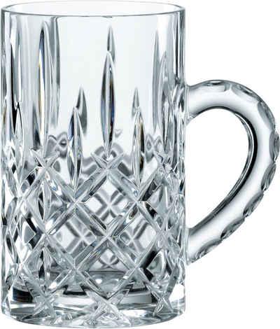 Nachtmann Teeglas »Noblesse«, Kristallglas, für Glühwein, 250 ml, 4-teilig