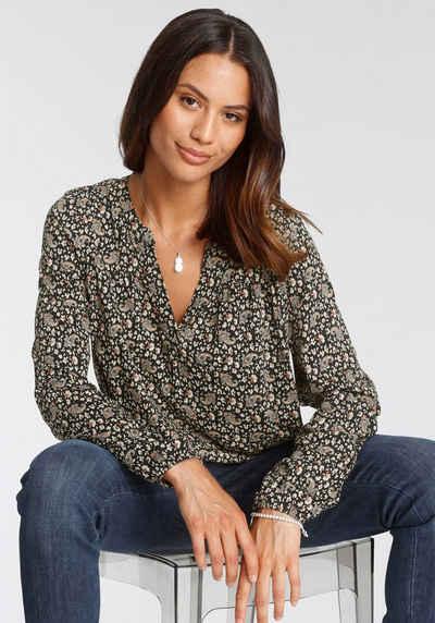 soyaconcept Print-Shirt »SC-FELICITY AOP342« mit Paisley Muster