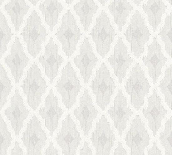Architects Paper Textiltapete »Tessuto«, samtig, mit Ornamenten