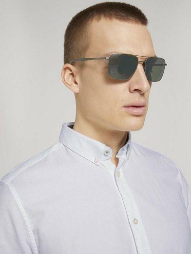 TOM TAILOR Sonnenbrille »Sonnenbrille mit Doppelbrücke«