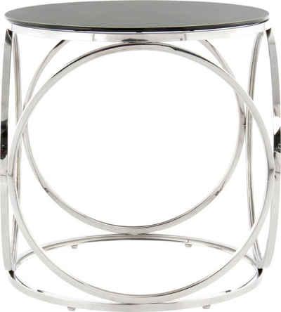 Kayoom Beistelltisch »Beistelltisch Whitney 225«, randlose Tischplatte