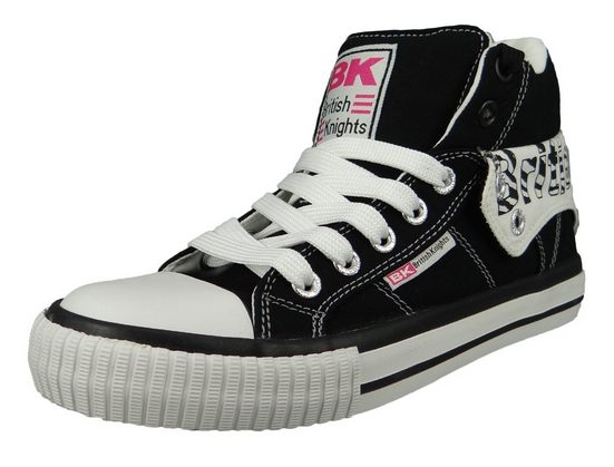 British Knights »B47-3703-02 Roco Black/Zebra« Sneaker