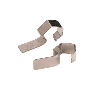 Weck Einmachglas »Klammern − Universal Einweckklammern aus Edelstahl«, Edelstahl, (24-tlg)