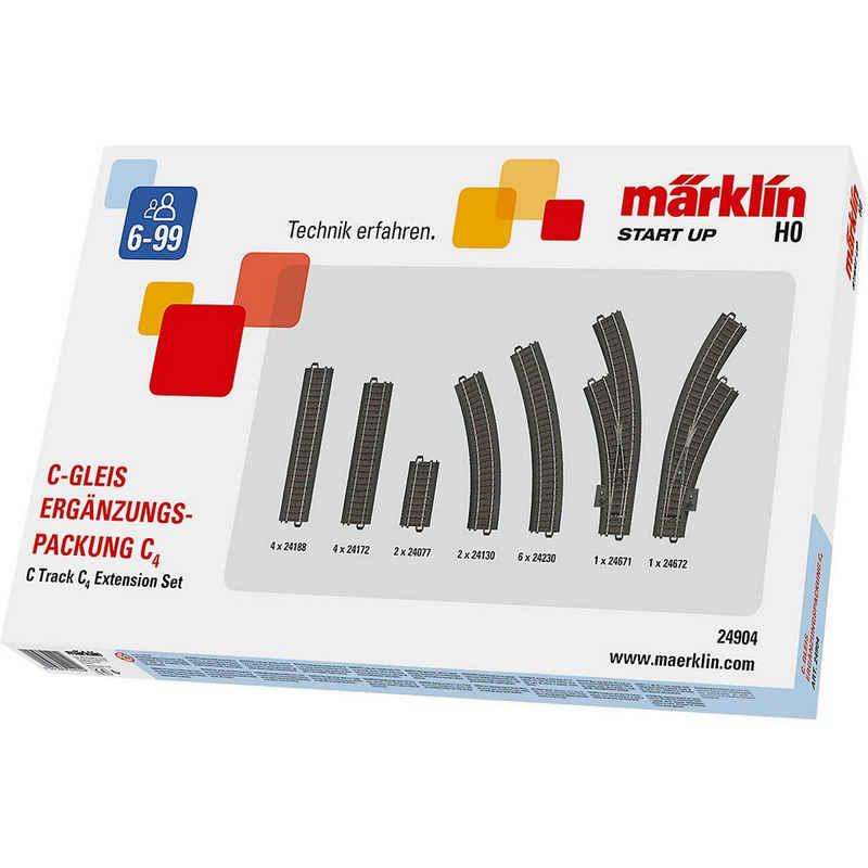 Märklin Modelleisenbahn-Set »Märklin 24904 Start up - C-Gleis-Ergänzungspackung«