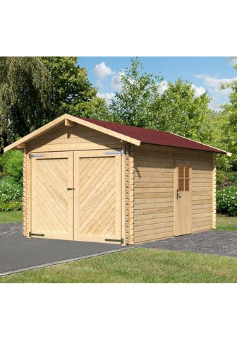 Karibu Garage »Stephan« BxT: 338x489 cm 193 c...