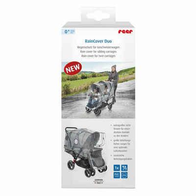 Reer Kinderwagen-Regenschutzhülle »RainCover Duo«