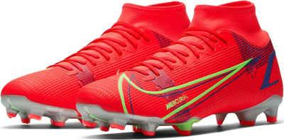 Nike »MERCURIAL SUPERFLY 8 ACADEMY FG/MG« Fußballschuh