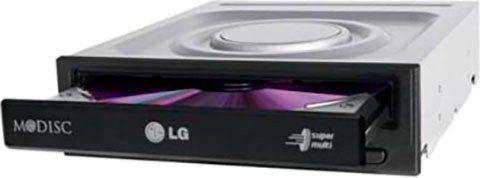 LG »GH24NSD5« DVD-Brenner (SATA, DVD 24xx)