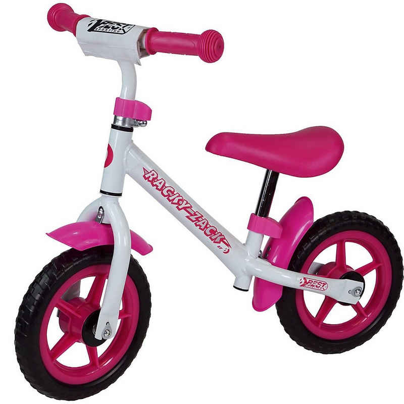 Best Sporting Laufrad »Laufrad 10 Zoll Racky Zack, pink«