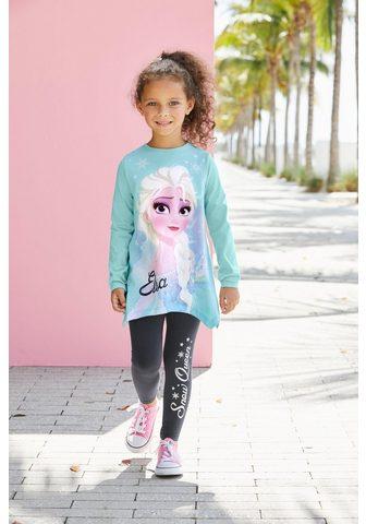 Disney Frozen Marškinėliai ilgomis rankovėmis & Legg...