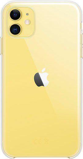 Apple Smartphone-Hülle »iPhone 11 Pro Clear Case« iPhone 11 Pro
