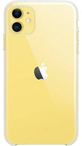 Apple Smartphone-Hülle »iPhone 11 Pro Clear ...