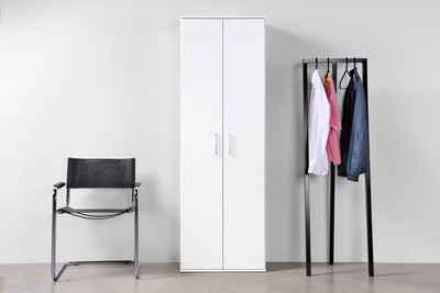 mokebo Mehrzweckschrank »Der Lange« auch als Aktenschrank, Garderobenschrank oder Besenschrank, viele Farben & Fächer