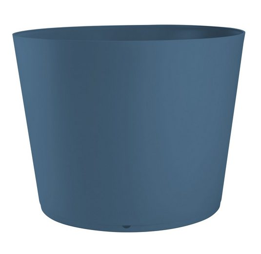 ONDIS24 Pflanzkübel »Blumentopf Tokyo, Twin-Konzept, robuster Kunststoff (D80 cm)«, UV- und witterungsbeständig, frostsicher bis -30°C und pflegeleicht, paarweise stapelbar
