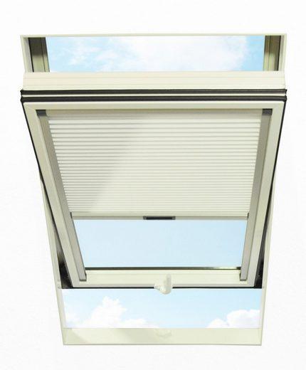 RORO TÜREN & FENSTER Dachfensterplissee »Plissee 540x980 mm«, BxH: 54x78 cm